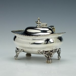 Silver Mustard London 1817