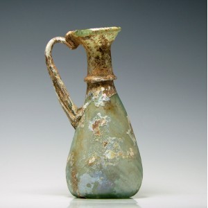 Roman Glass Jug c300 AD