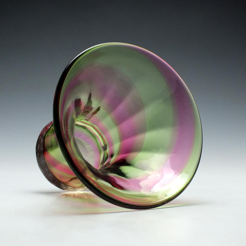 Stevens williams rainbow glass vase stevens williams rainbow glass vase reviewsmspy
