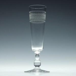 Vintage Edwardian Champagne Glass