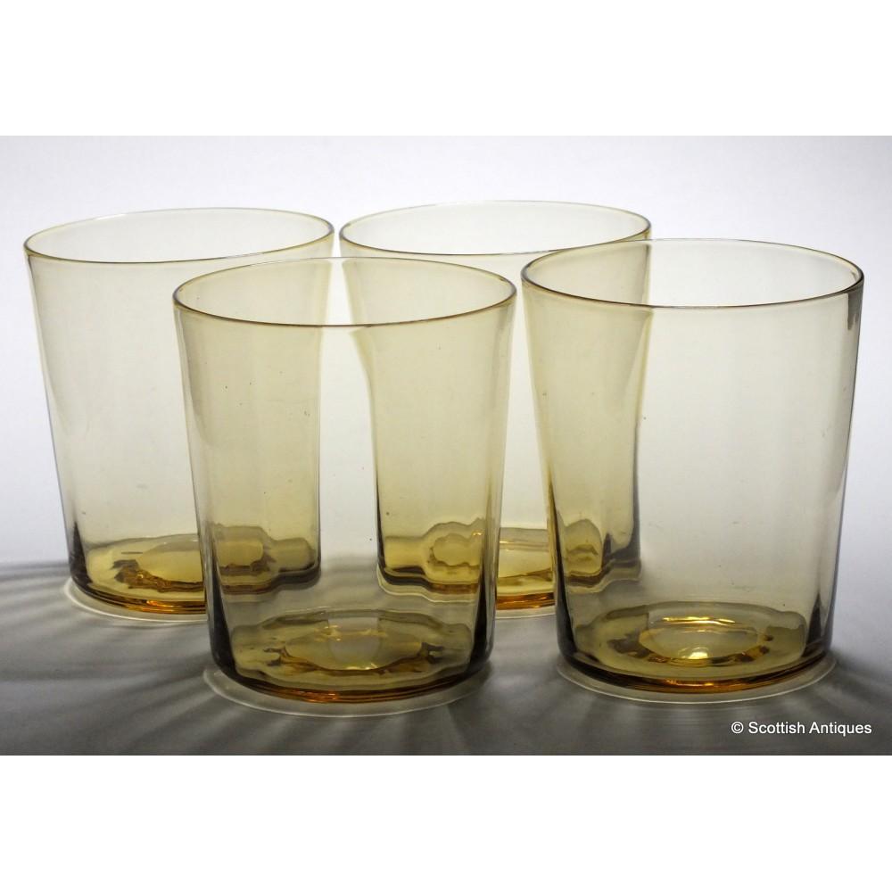 Whitefriars Drinking Glass