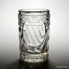 19th Century Low Countries Tumbler