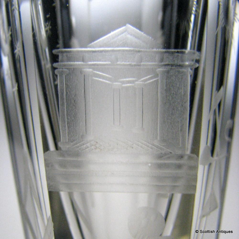 Engraved Firing Glasses