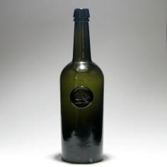 Rare 19th Century Chichester Family Sealed Bottle c1830