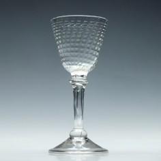 18th Century Liege Wine Glass c1750