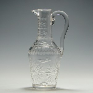 Early 19th Century Glass Jug c1810