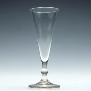Georgian Champagne Flute c1820