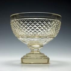 20th Century Czech Standing Bowl