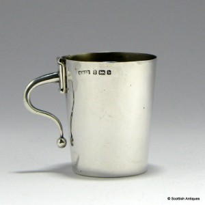 Silver Hunting Cup 1901