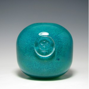 Michael Harris Mdina Inside-Out Vase c1970