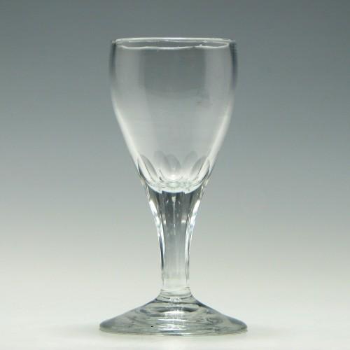 Georgian Port Wine Glass c1800