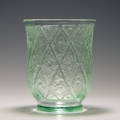 Art Deco Daum Nancy Vase c1930