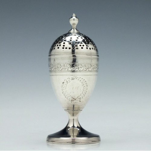 Silver Pepperette London 1800