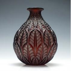 Rene Lalique Malesherbes Vase c1927