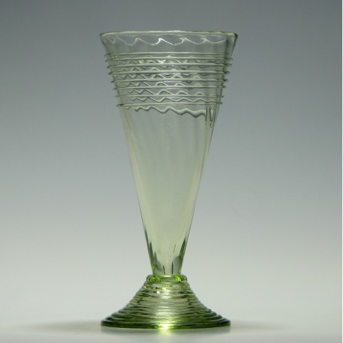 19th Century Ehrenfeld Ale Glass
