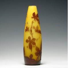 Galle Cameo Vase c1900