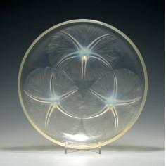 Rene Lalique Opalescent Volubilis Glass Bowl c1920