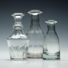 Three Victorian Spirit Measures c1860