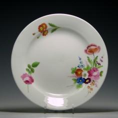 Swansea Porcelain Dessert Plate c1820