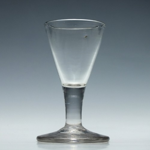 Georgian Gin Glass c1770