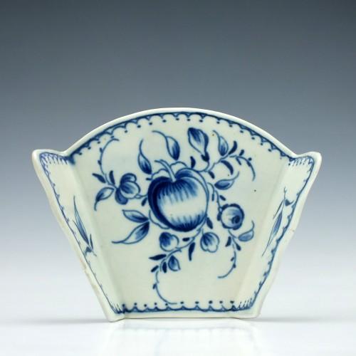 Worcester Porcelain Asparagus Server c1780