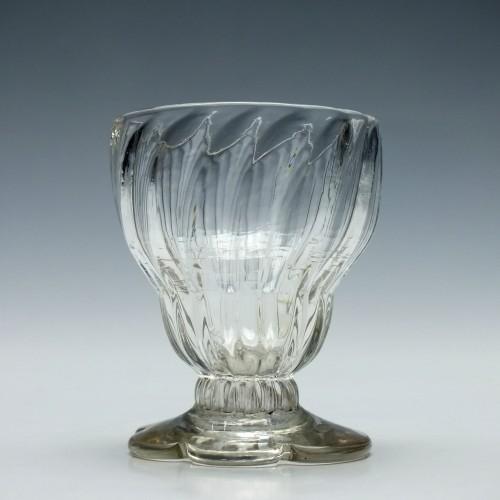 18th Century Montieth or Bonnet Glass c1780