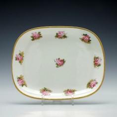 Swansea Porcelain Teapot Stand c1820