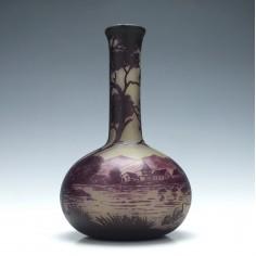 Loetz Richard Cameo Vase c1925