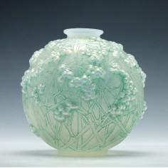 Rene Lalique Druide Vase 937