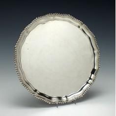 Silver Salver Birmingham 1932