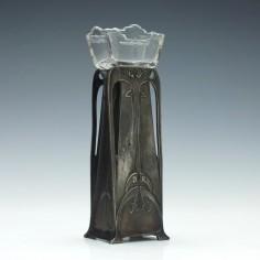 WMF Art Nouveau Bud Vase c1900