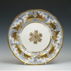 Nantgarw Porcelain Dessert Plate C1820