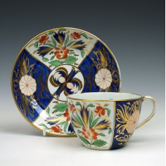 Wedgwood Imari Teacup and Saucer c1815