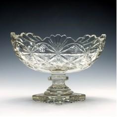 Victorian Standing Bowl c1890
