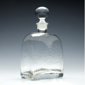 "Frank Thrower For Dartington ""Holding Company"" Decanter c1970"