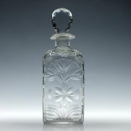 Whitefriars Glass Spirit Decanter c1938