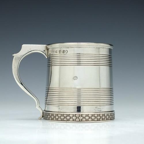 Georgian Silver Toddy Mug London 1809