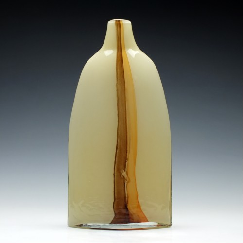Luciano Gaspari Vase Designed For Salviati c1960