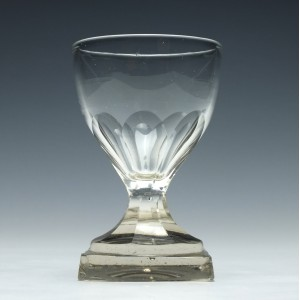 19th Century Dram Glass c1850
