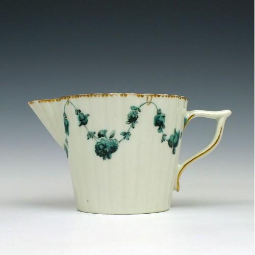 Chelsea Derby Porcelain Creamer  c1775
