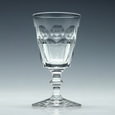 Stuart Crystal Port Glass c1940