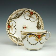 Spode Porcelain Teacup & Saucer c1810 - Was £40