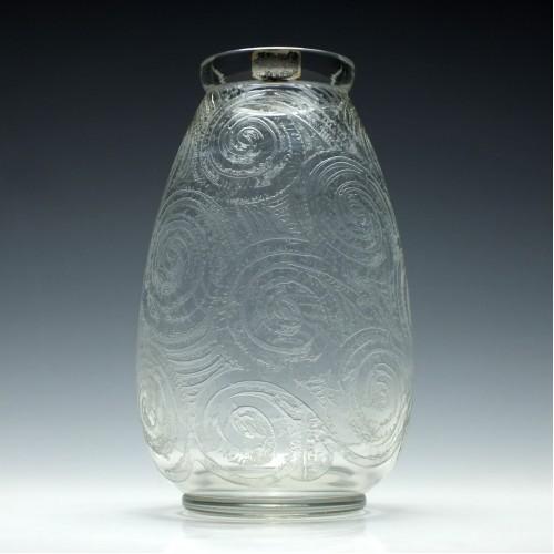 Verame Verrerie d'Art Metz Vase c1930