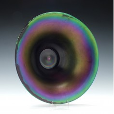 WMF Myra Iridescent Glass Bowl c1930