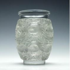 Rene Lalique Bagatelle Vase Marcilhac 10-936