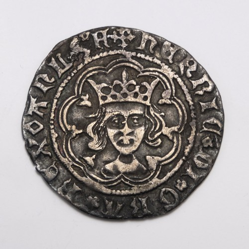 Henry VI Hammered Silver Half Groat 1430/31