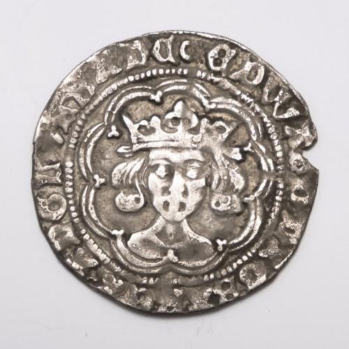 Edward IV Hammered Silver Groat c1480