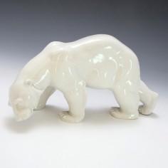 Large Gebrüder Heubach Polar Bear c1925