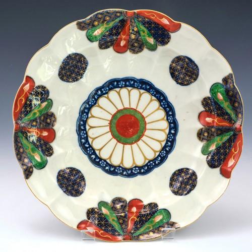 Worcester Porcelain Junket Dish c1770