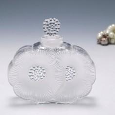Lalique Deux Fleurs Perfume Bottle Designed 1935 Marcilhac 651